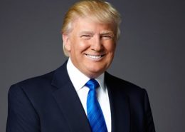 President of America Donald Trump