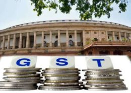 gst bill passed by lok sabha