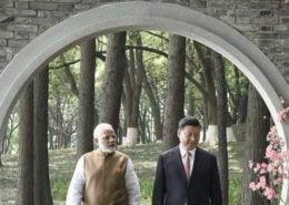 India China informal summit