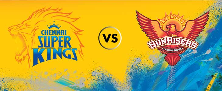 IPL final 2018 Chennai Super Kings vs Sunrisers Hyderabad